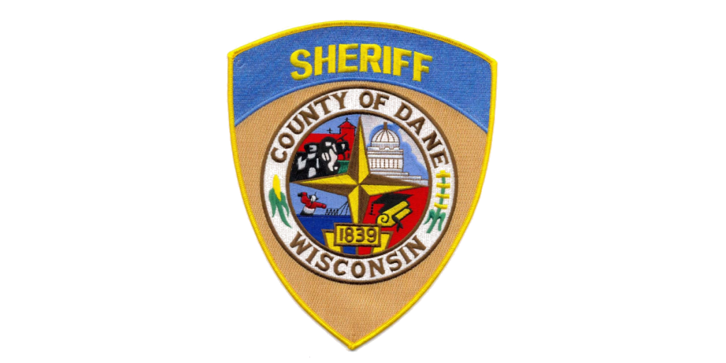 Patch of the Dance County, Wisconsin Sheriff's Department