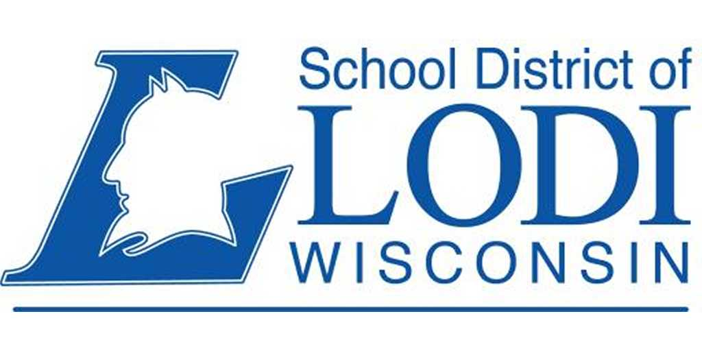 Logo for the School District of Lodi, Wisconsin