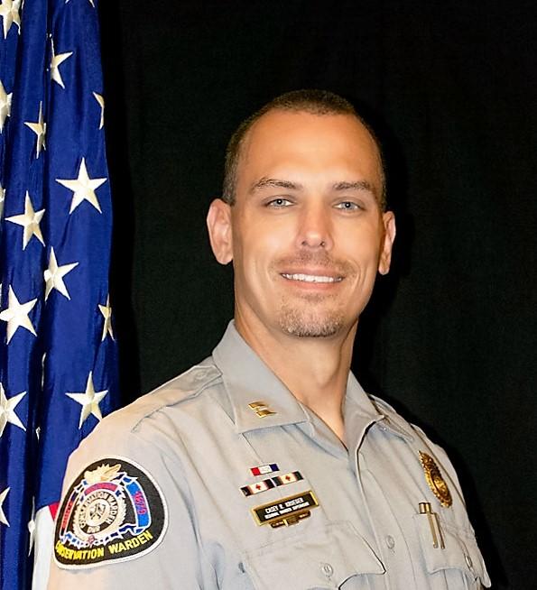 Captain Casey Krueger