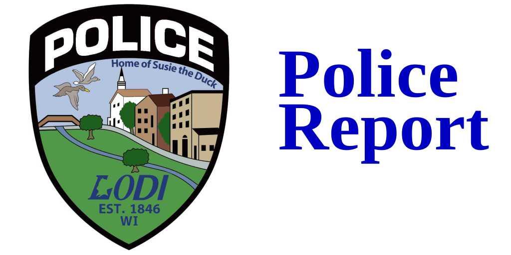 Lodi Wisconsin Police Report