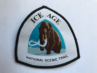 Emblem for the Ice Age National Scenic Trail
