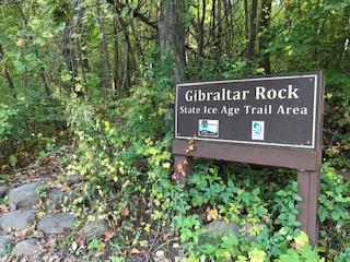 Gibraltar Rock Trailhead