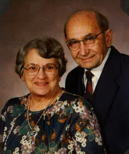 Marcella and Robert Carberry